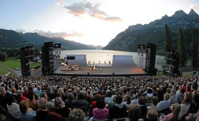 Walensee-Bühne - Schönste Open-Air Musicals der Schweiz