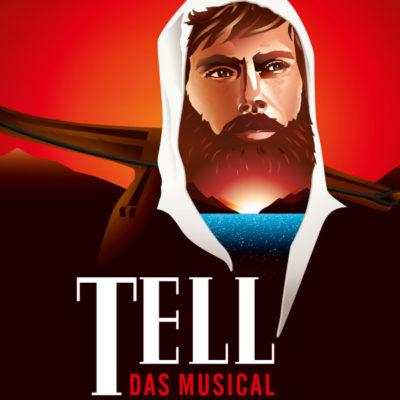 Tell - Das Musical auf der Walensee-Bühne