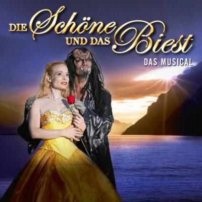 Die Schöne und das Biest - das Musical 2018 auf der Walensee-Bühne