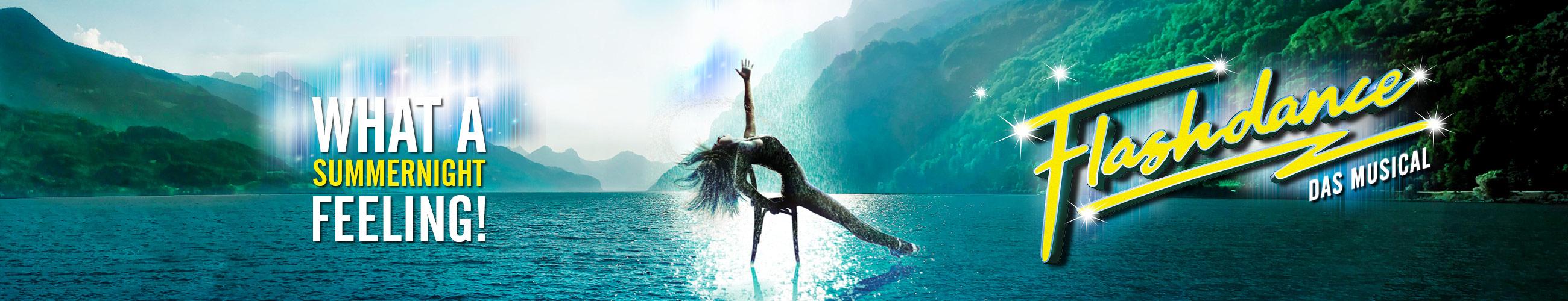 Flashdance - Das Musical vom 17. Juni bis 25. Juli 2020