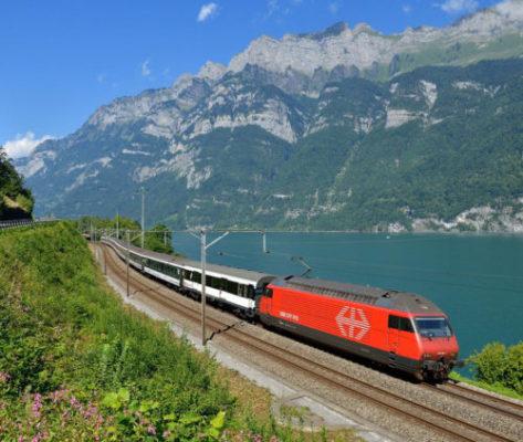 Anreise Zug, Walensee-Bühne