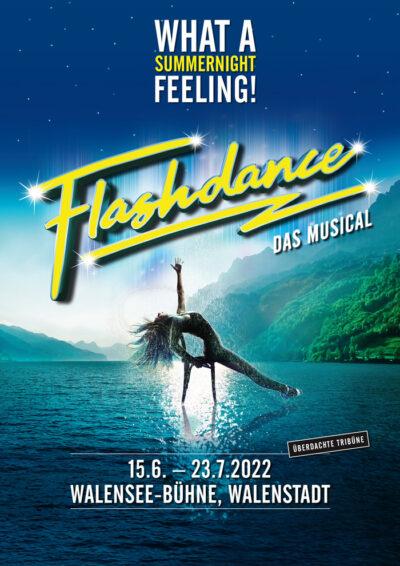 Flashdance - das Musical - Keyvisual