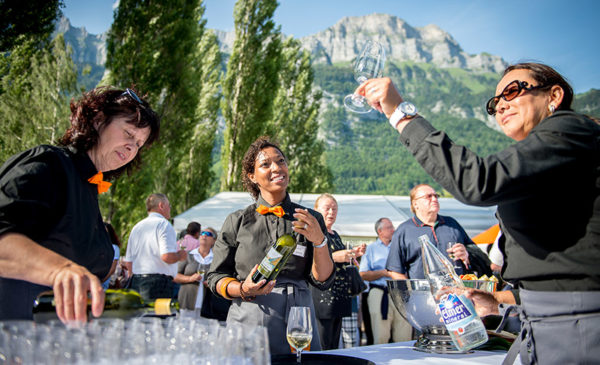 Musical-Restaurant der Walensee-Bühne